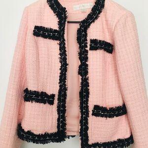 Boston Proper Tweed jacket